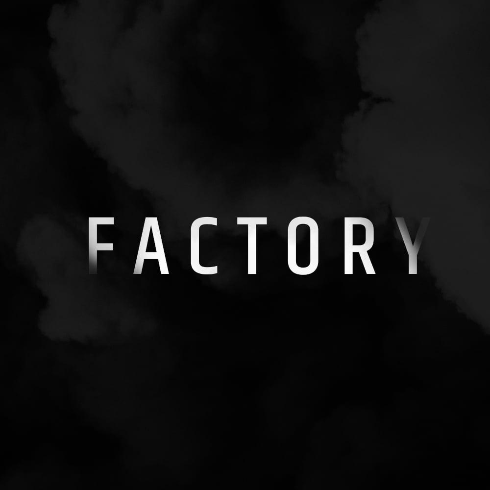 Factory Brochure Front