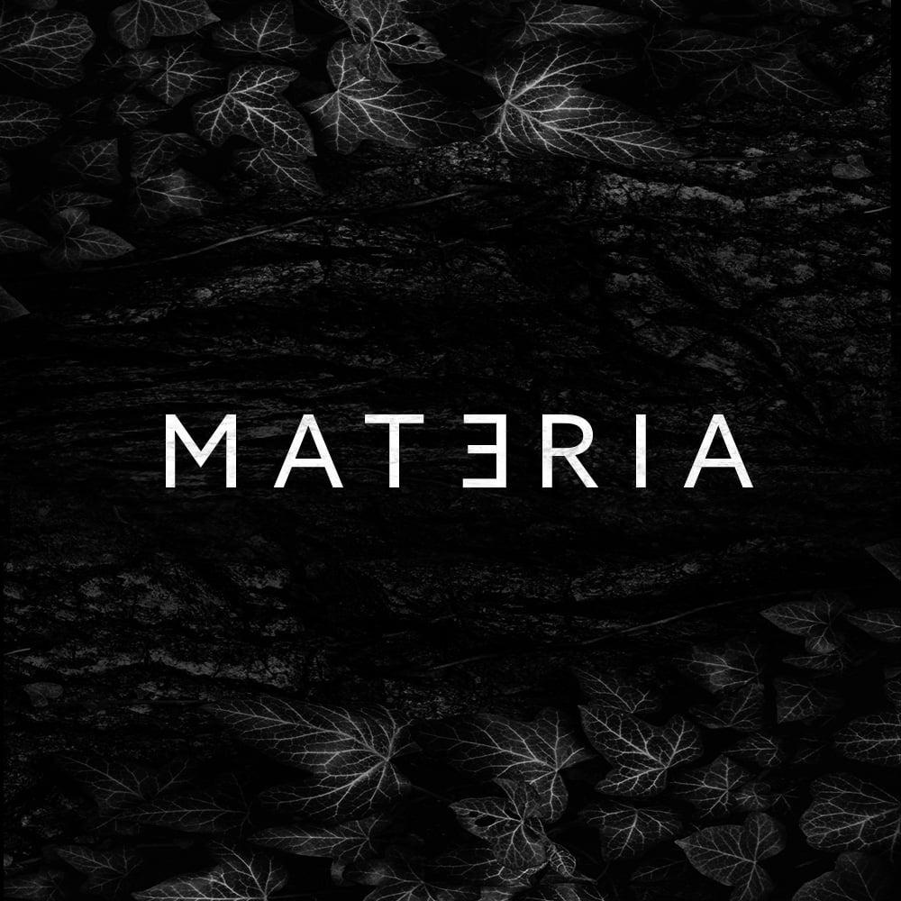 Materia Brochure Front