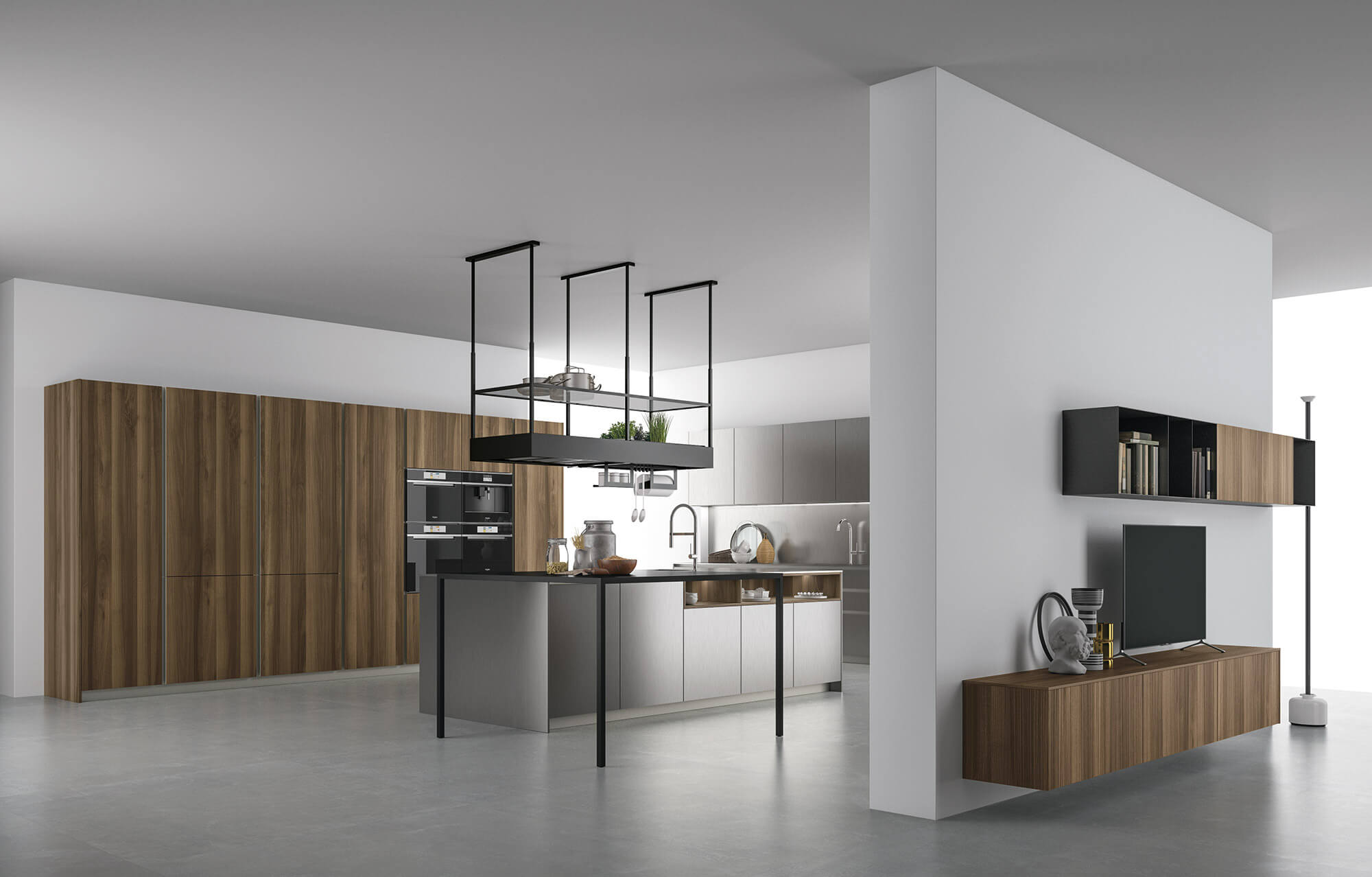 Aspen Handless Kitchen