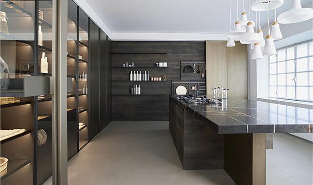 Estivale Marble kitchen