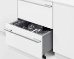 Built in dishwasher drawer