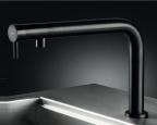 Premium black tap