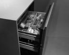 Built in fridge drawer